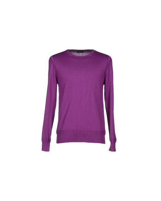 +39 Masq   Фиолетовый Свитер