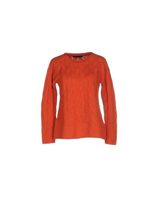 Les Copains | Оранжевый Свитер