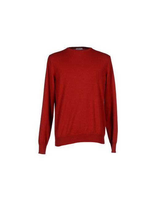 Kangra Cashmere | Красный Свитер