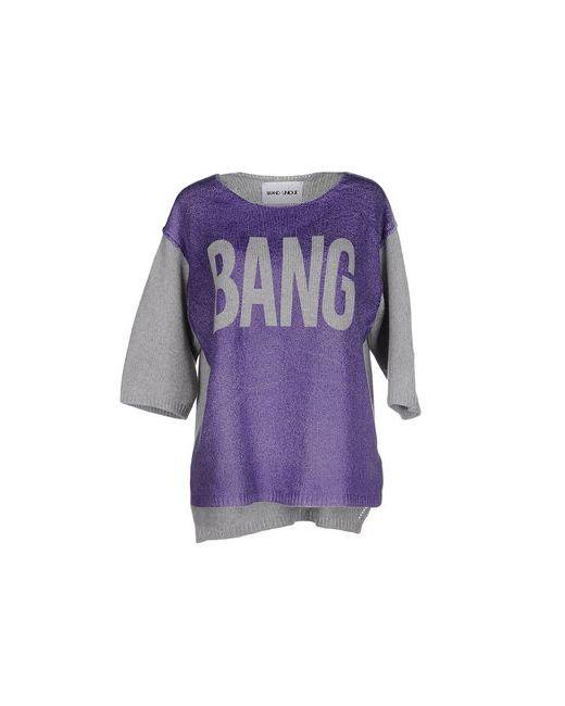 Brand Unique | Фиолетовый Свитер