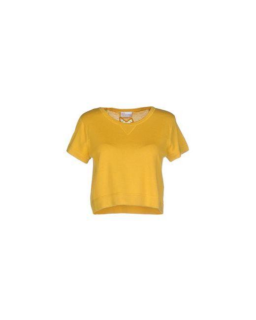 Red Valentino | Жёлтый Свитер