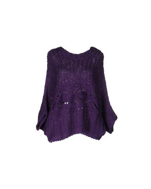 List | Фиолетовый Свитер