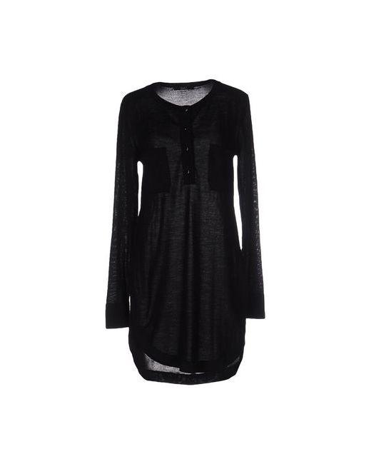 CARLA G. | Женское Чёрное Короткое Платье