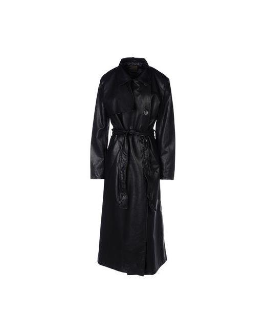 Jijil | Мужское Чёрное Пальто