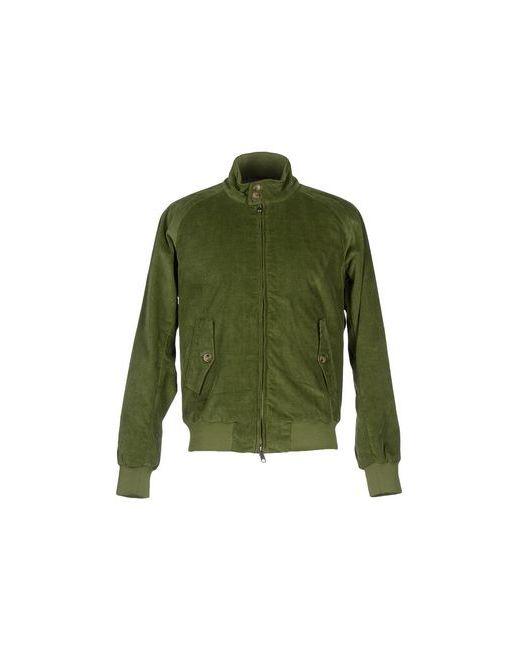 Baracuta | Мужская Зелёная Куртка