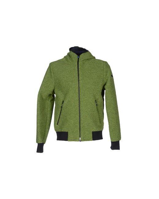 Rrd   Мужская Зелёная Куртка