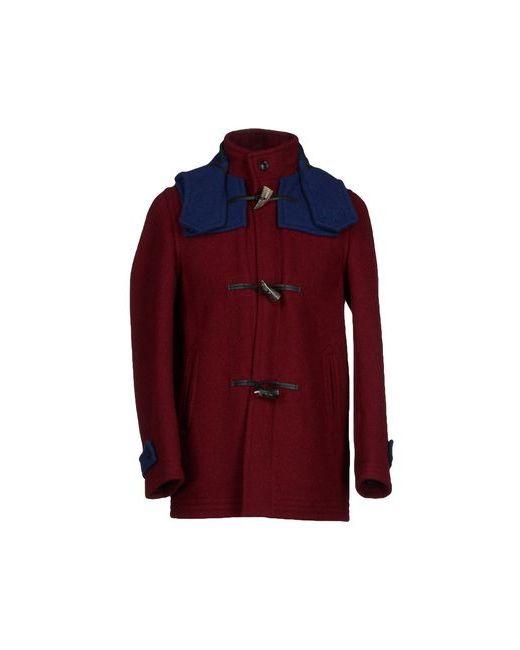 HARNOLD BROOK | Мужское Коричневое Пальто