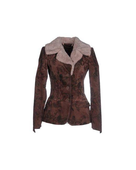 Mariagrazia Panizzi | Мужская Какао Куртка
