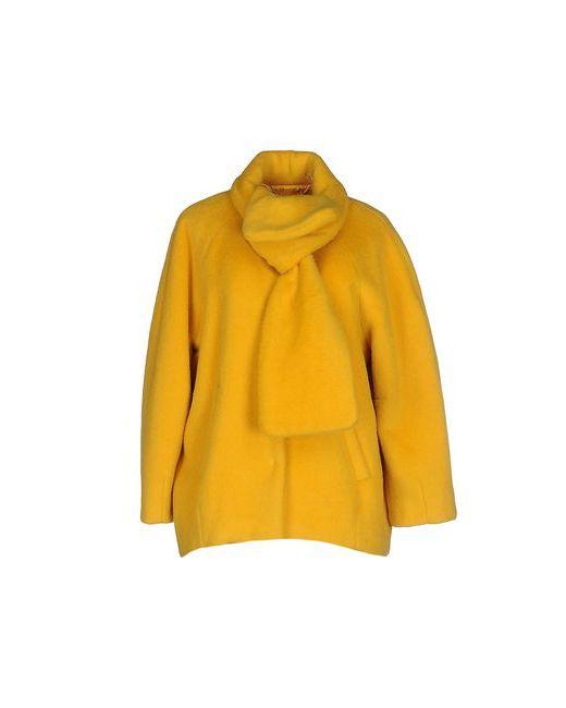 Space Style Concept | Мужское Жёлтое Пальто