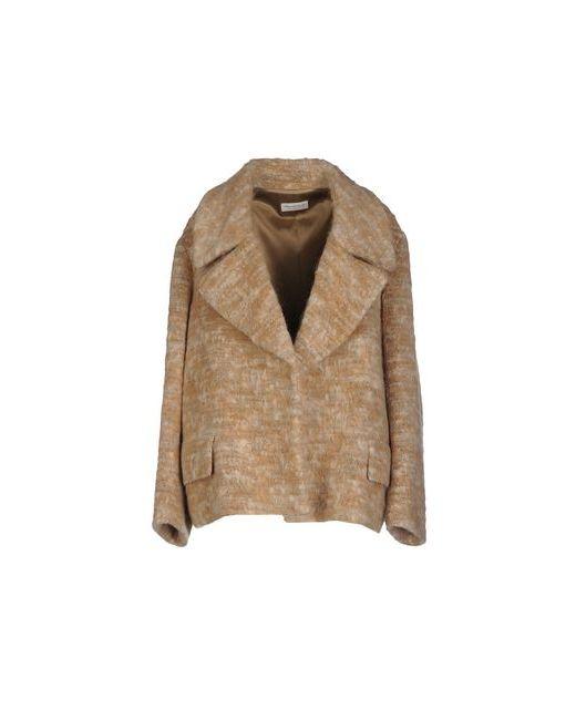 Dries Van Noten | Мужское Песочное Пальто
