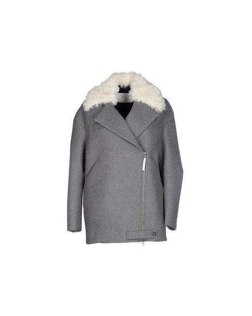 Tela | Мужское Серое Пальто