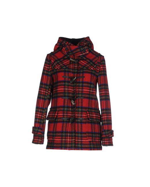 HARNOLD BROOK | Мужское Красное Пальто