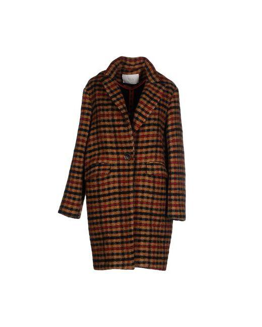 Tela   Мужское Коричневое Пальто