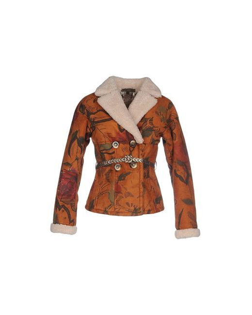 Mariagrazia Panizzi | Мужская Коричневая Куртка