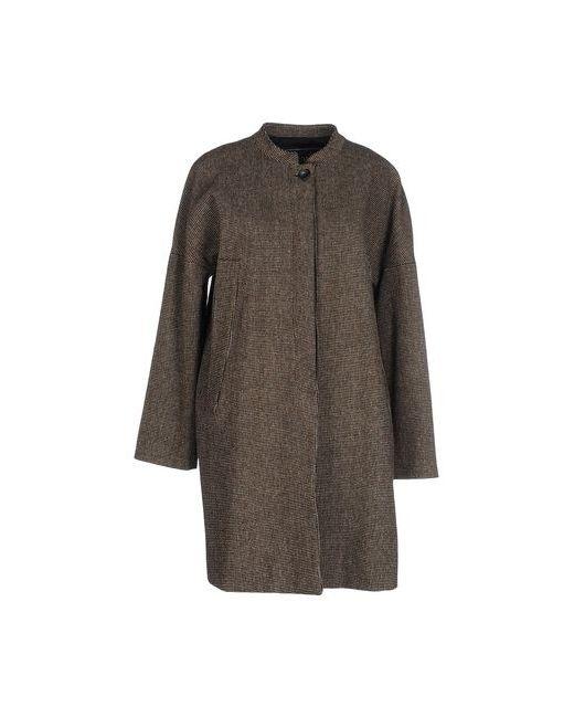 HARNOLD BROOK   Мужское Коричневое Пальто