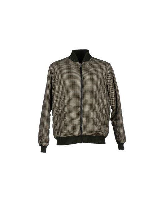 (+) People | Мужская Зелёная Куртка