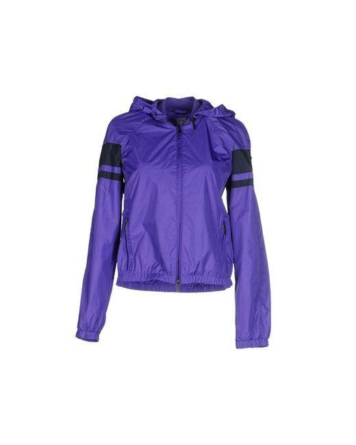 Add   Мужская Фиолетовая Куртка
