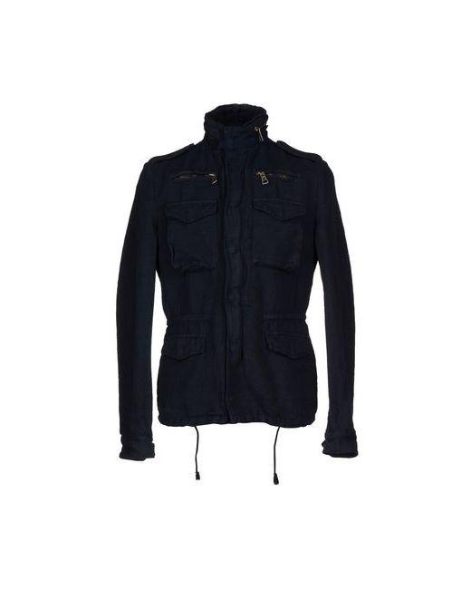 Brian Dales | Мужская Синяя Куртка