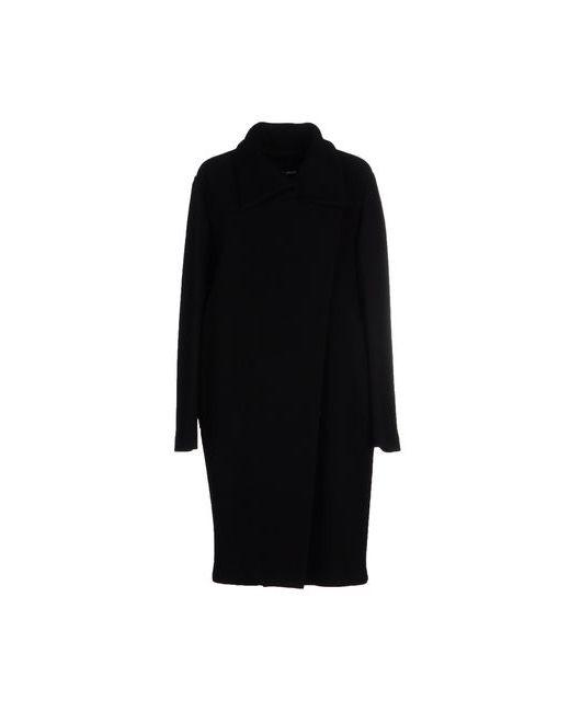 Giorgio Armani   Мужское Чёрное Пальто