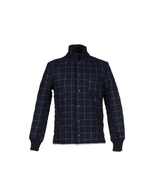 Macchia J   Мужская Синяя Куртка