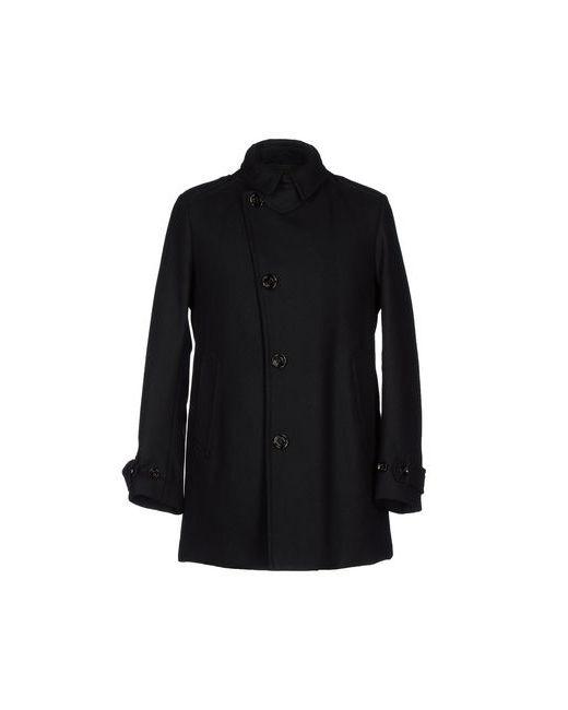 Allegri | Мужское Чёрное Пальто