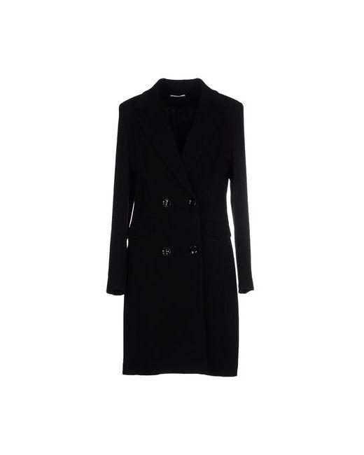 Noshua   Мужское Чёрное Пальто