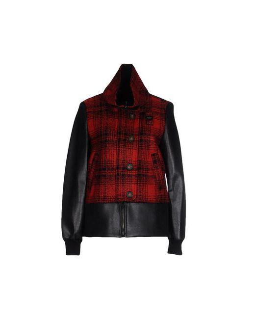 Blauer | Мужская Красная Куртка