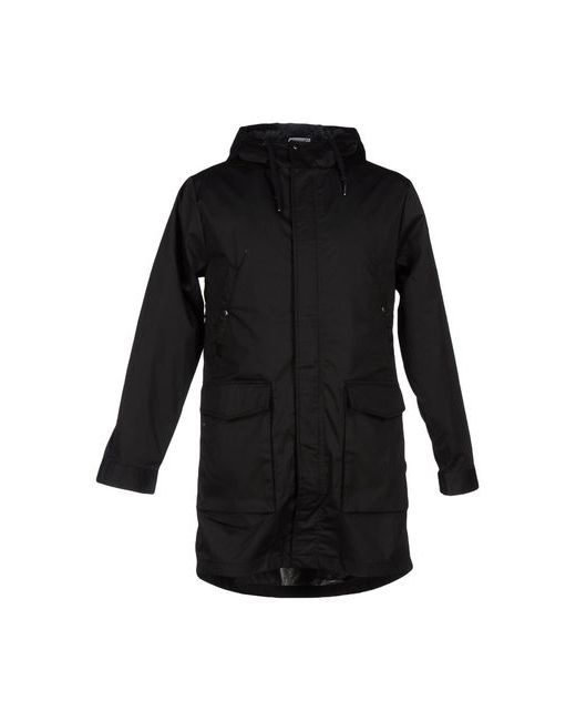Ontour | Мужское Чёрное Пальто