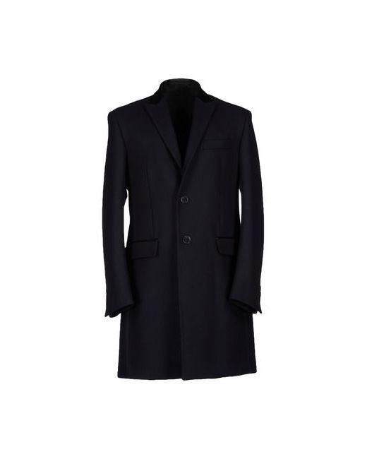 Versace Collection   Мужское Синее Пальто