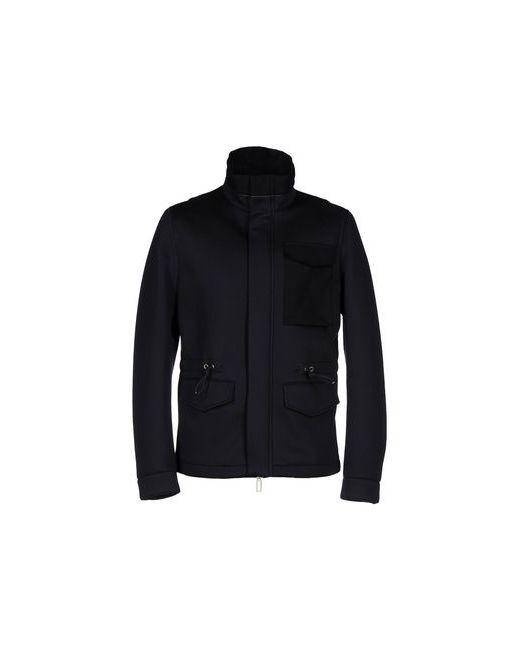 Paolo Pecora   Мужская Синяя Куртка