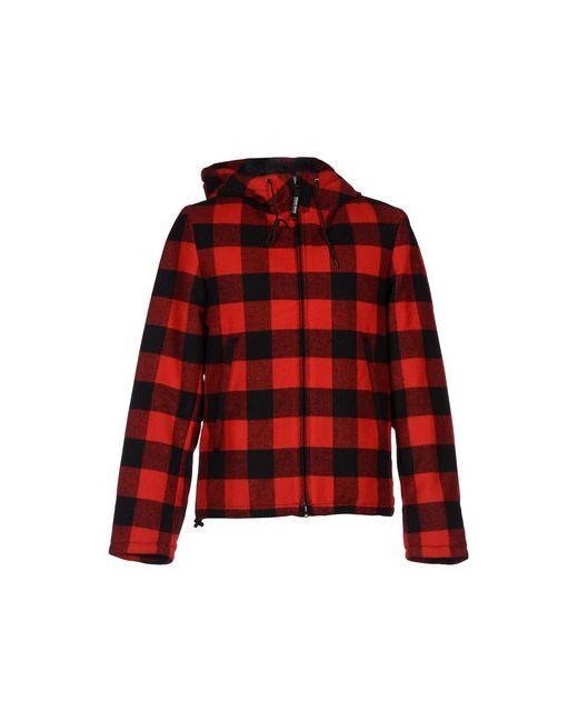 Penn-Rich Woolrich (Pa) | Мужская Красная Куртка