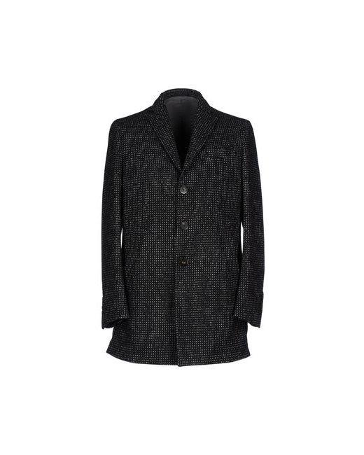 Futuro   Мужское Чёрное Пальто