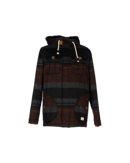 Anerkjendt | Мужская Коричневая Куртка