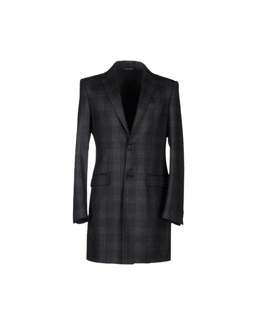Brian Dales | Мужское Чёрное Пальто