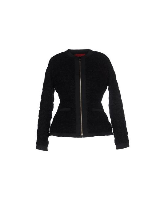 Moncler Gamme Rouge   Мужская Чёрная Куртка