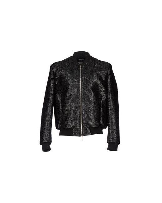 Dsquared2 | Мужская Чёрная Куртка