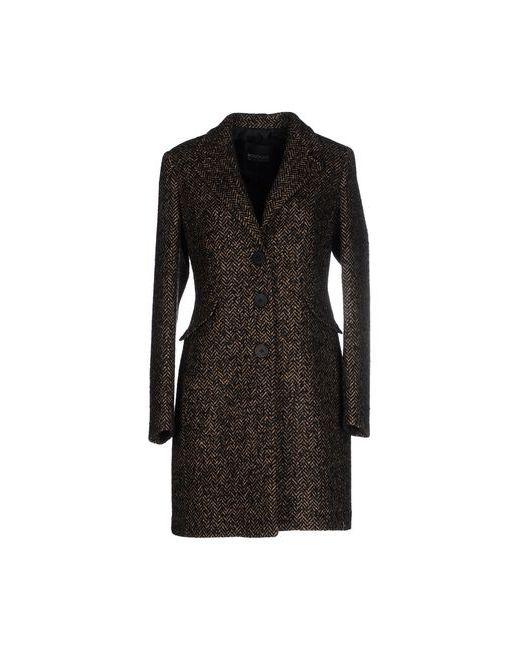 Boutique De La Femme | Мужское Чёрное Легкое Пальто