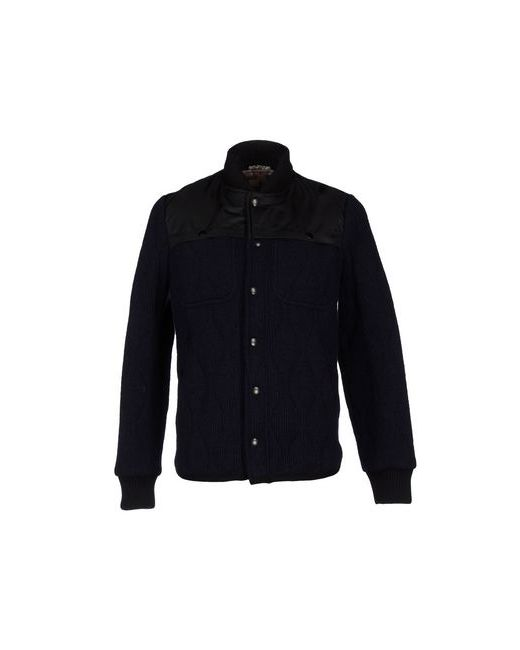Cycle | Мужская Синяя Куртка