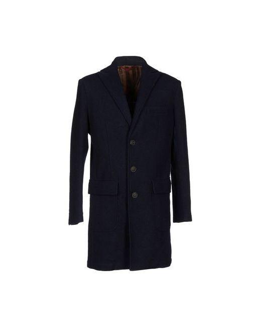 Liu •Jo Jeans   Мужское Синее Пальто