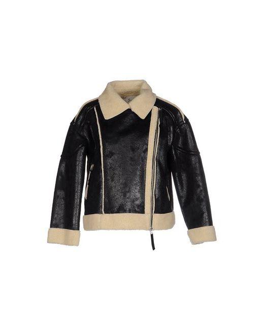 Suoli | Мужская Чёрная Куртка