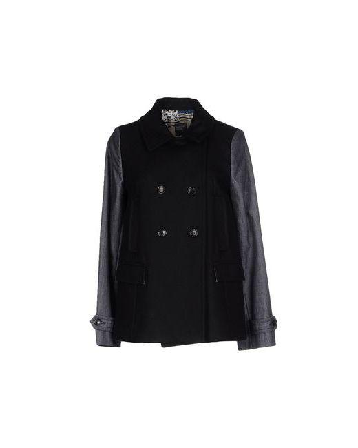 Jacob Cohёn | Мужская Чёрная Куртка