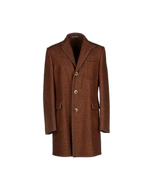 Boglioli | Мужское Коричневое Пальто