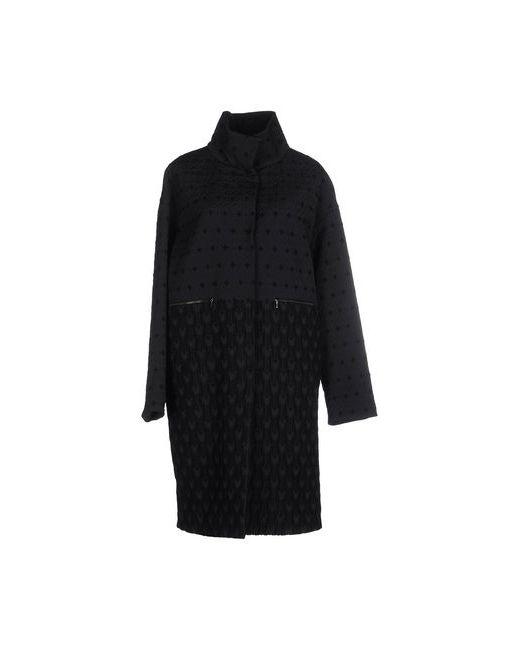 Les Copains | Мужское Чёрное Пальто