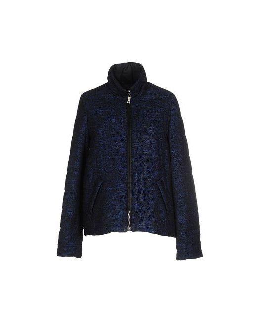 Blue Les Copains   Мужская Синяя Куртка