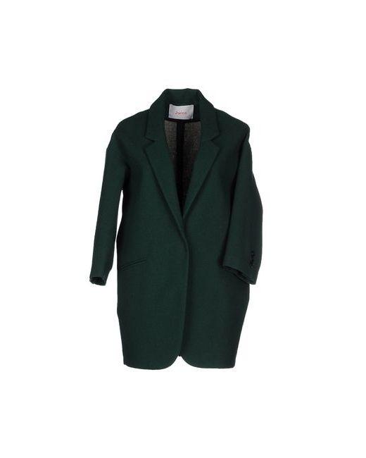 Jucca   Мужское Зелёное Пальто