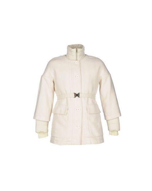 Calvin Klein Jeans | Мужское Слоновая Костящее Пальто