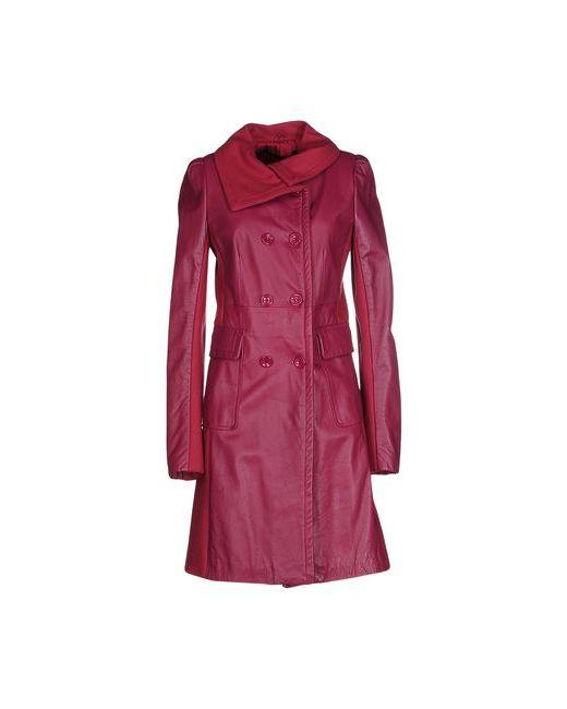 Annarita N. | Мужское Фиолетовое Пальто
