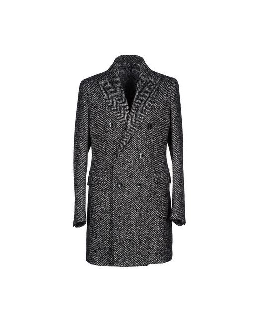 Etro   Мужское Чёрное Пальто