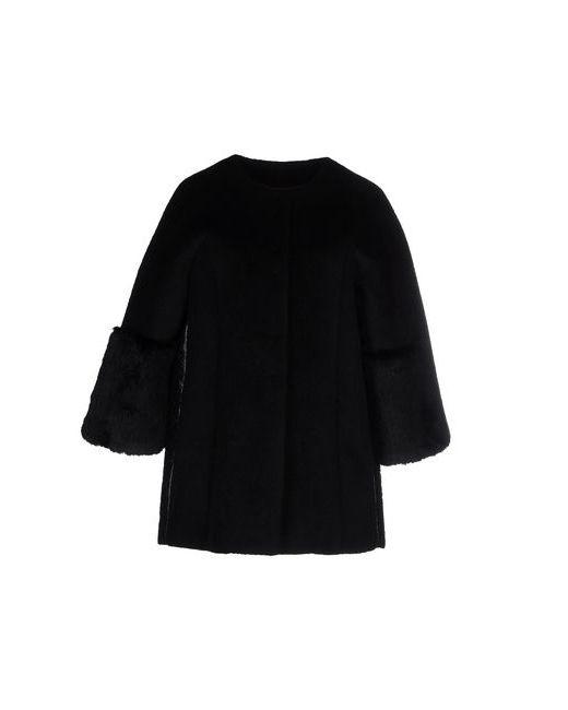 VICINO VENEZIA | Мужское Чёрное Пальто