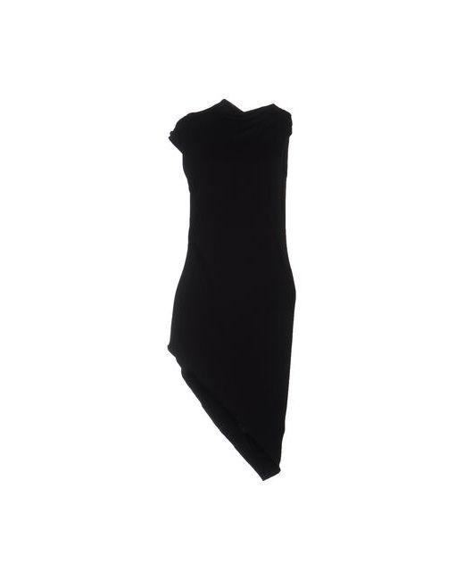 ANTHONY VACCARELLO NOIR   Женское Чёрное Короткое Платье